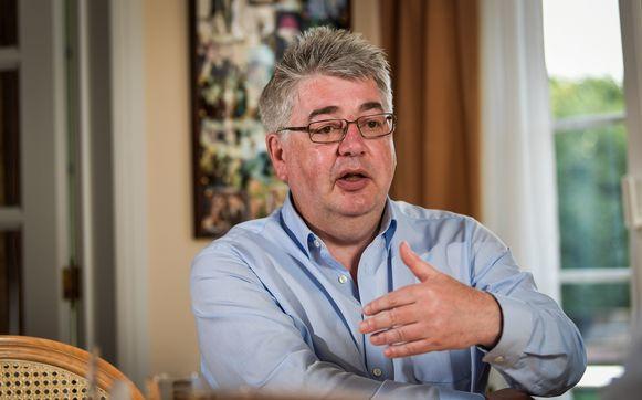Hoogleraar staatsrecht Hendrik Vuye