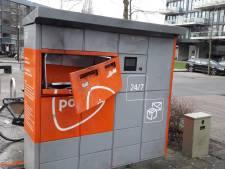 Jongeren blazen twee keer Middelburgse pakketautomaat op met vuurwerk