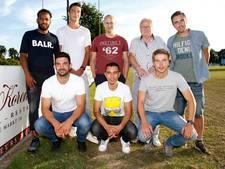 Het gaat bij HVV'24 weer over voetbal, het clublied en mayonaise