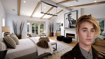 BINNENKIJKEN. Justin Bieber koopt voor het eerst in vijf jaar weer een huis (voor 7,5 miljoen euro)