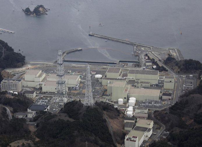 La centrale d'Onagawa a été touchée lors du séisme de 2011
