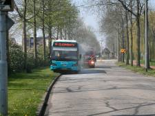 Stadsbus vat tijdens rit vlam in Tiel