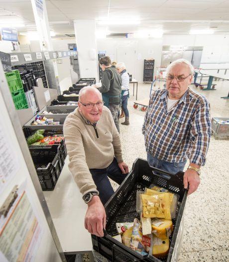 Toekomst voedselbank in Hengelo, Borne en Goor ziet er ineens een stuk gezonder uit