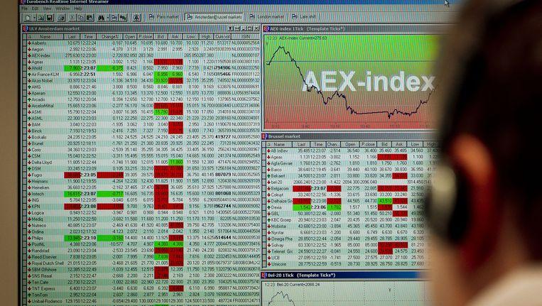 AEX Beeld ANP