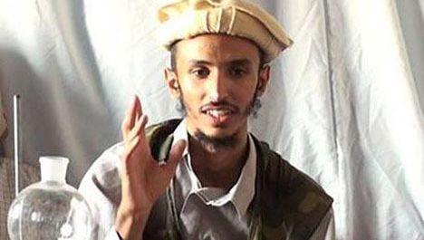 Zelfmoordterrorist Abdullah Hassan Tali al-Asiri.
