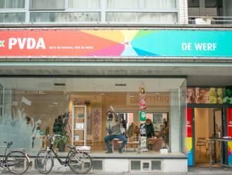 PVDA opent actiecentrum De Werf
