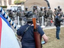 Des rassemblements armés prévus lors de l'investiture de Biden: le FBI prend les choses au sérieux