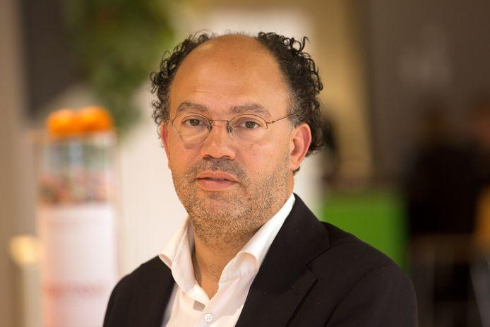 Organisatiepsycholoog Killian Wawoe.