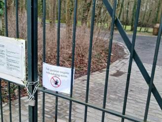 """Park van Mesen blijft gesloten door schade tijdens stormachtige dagen: """"Noodzakelijk voor de veiligheid"""""""