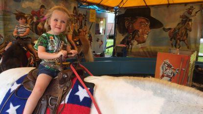 Ponykraam niet welkom op kermis Turnhout: geen rustplaats voor levende paarden