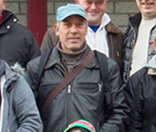 Zdravko Vazov was een geliefd straatmuzikant in Zwolle.