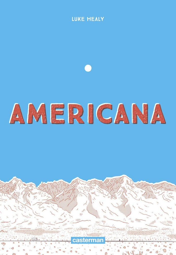Americana paru chez Casterman.