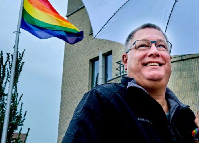 Bert Grimmius neemt tijdelijk afscheid van zijn rol als GroenLinks-fractievoorzitter in Papendrecht.