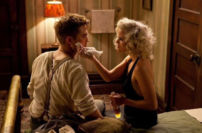 Robert en Reese in 'Water For Elephants'.