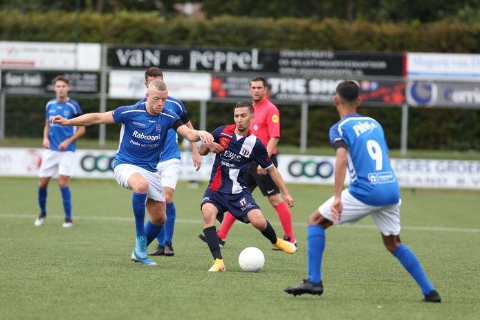 GVVV verloor met 0-2 van Excelsior Maassluis.