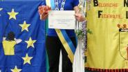 Poetsvrouw Cynthia Morant (38) wordt Europees Koningin boogschieten