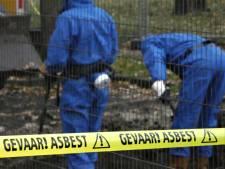 Inspectie: asbestbedrijf gaat kort na gedwongen sluiting opnieuw in de fout
