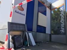 Pinautomaat Rabobank opgeblazen in Rossum