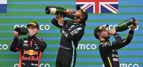 Tussenstand | Hamilton loopt verder weg, Verstappen verkleint gat met Bottas