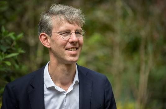 Maarten van Aalst van het Rode Kruis Klimaatcentrum