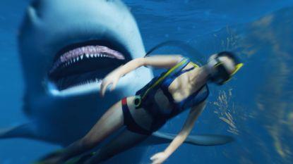 'Maneater' brengt moorddadige pret à la 'Carmageddon' terug: in de game speel je een haai die mensen opeet