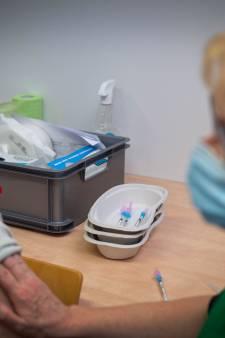 Maas en Walers laten zich grif vaccineren, Wijchen koploper met 77 procent