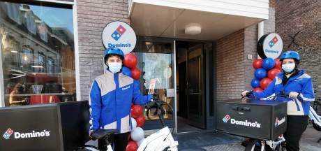 Eerste Domino's Pizza in Oost-Zeeuws-Vlaanderen en dat is te merken
