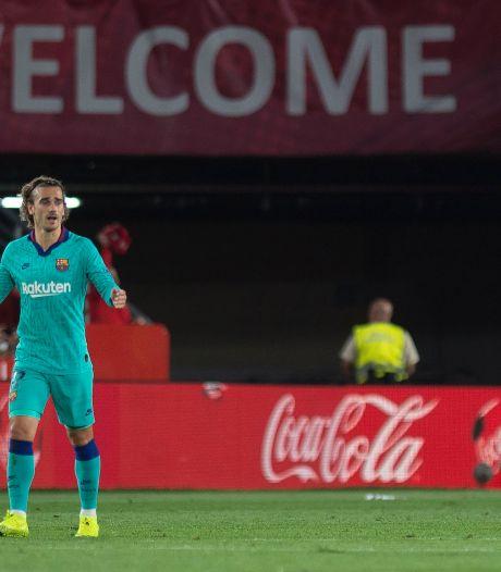 """""""L'attitude déplorable"""" de Messi envers Griezmann"""