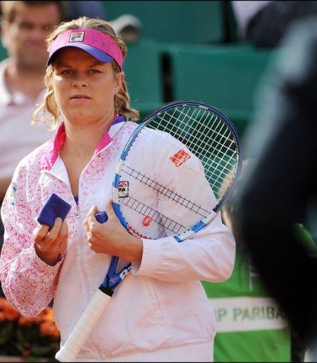 """Clijsters: """"J'aurais pu mieux jouer en fin de match"""""""