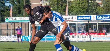 FC Lienden scoort er wel op los in oefenduel tegen GVVV