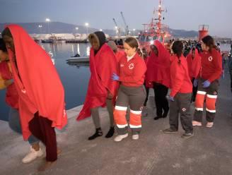 Acht migranten omgekomen voor kust van Spanje, 27 migranten gered op het Kanaal