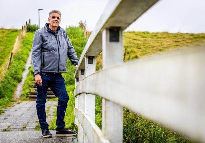 Jaap Wols is ook secretaris van de stichting Wind van Voren.