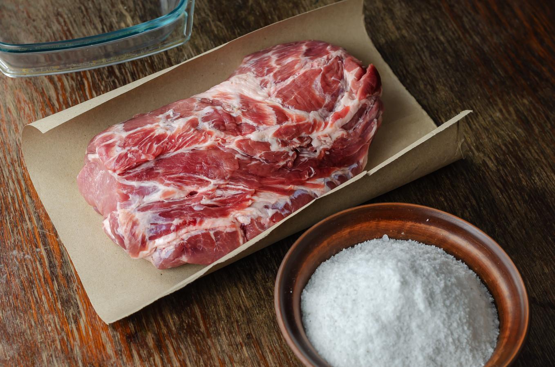 Pekelen kun je doen met vis, vlees en groenten.