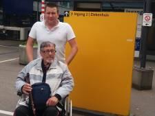 Oud-chauffeur Gert Timmerman: Ik ga door met de actie