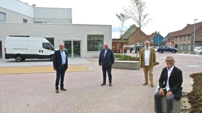 Nieuwe parking woonzorgcentrum Ceres afgewerkt