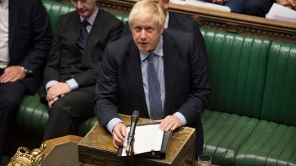 Tories in Hogerhuis laten verzet tegen brexit-wet vallen, Johnson gaat in campagnemodus