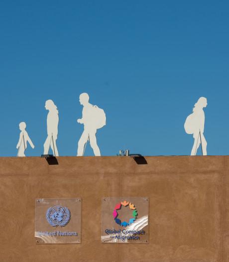 Nederland lobbyt in Marrakesh voor 'inlegvel' bij migratiepact