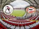 Sparta Rotterdam - PSV