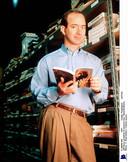 Jeff Bezos in 1997. Amper een maand na de oprichting van Amazon verkoopt hij boeken over de hele VS en 49 andere landen.