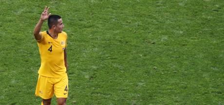 Tim Cahill stopt als international van Australië
