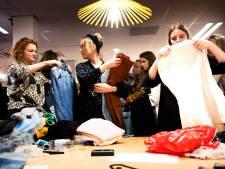 Niet kopen, maar kleren ruilen op Sustainable Wardrobe in Utrecht