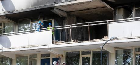 Gearresteerde man voor fatale brand Haarlem was bewoner flat