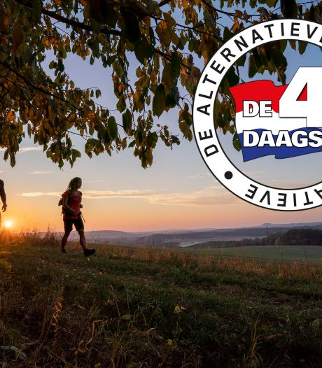 Tóch nog Vierdaagse lopen deze zomer: er komt een alternatief