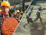 Opnieuw geweld bij protesten in Myanmar