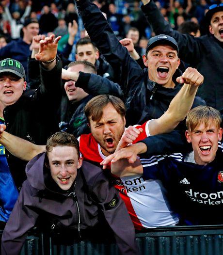 Kuip binnen paar uur 'uitverkocht' voor finale Feyenoord - FC Utrecht