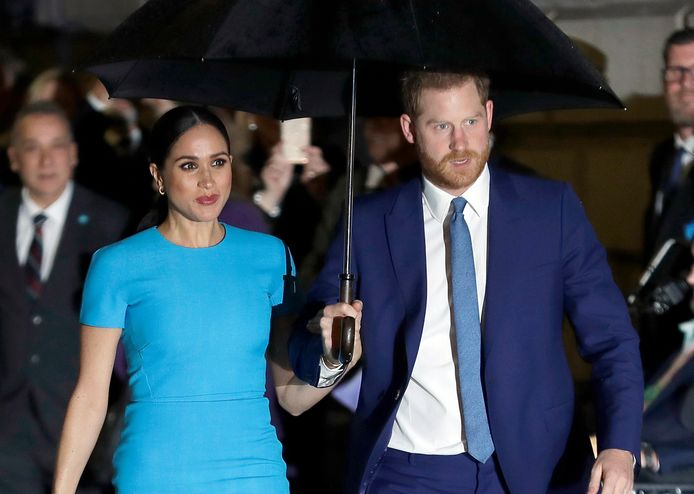 Prins Harry en Meghan Markle mogen hun pennen alvast scherpen