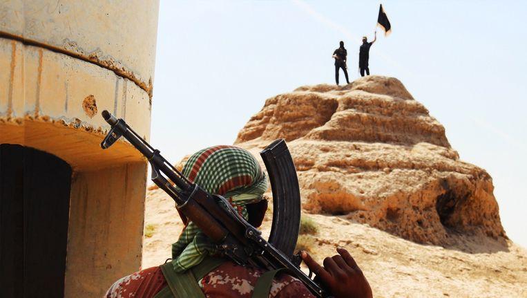 ISIS-leden in Irak Beeld ANP