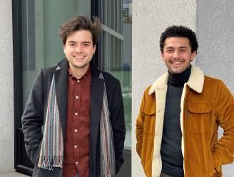 Limburgers Kobe Teunissen en Dries Karmaoui steunen horeca met gratis app voor afhaal