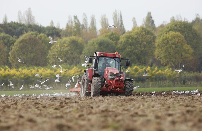 Akkers minder of niet ploegen is beter voor het milieu.