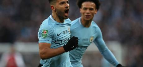 City kleineert Arsenal en pakt eerste prijs onder Guardiola